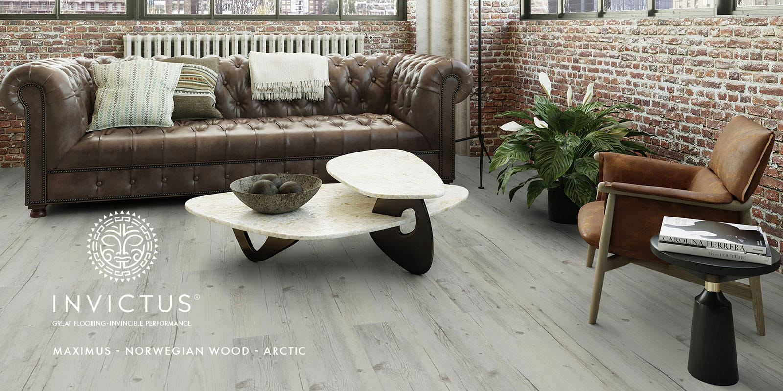 Norwegian Wood lvt