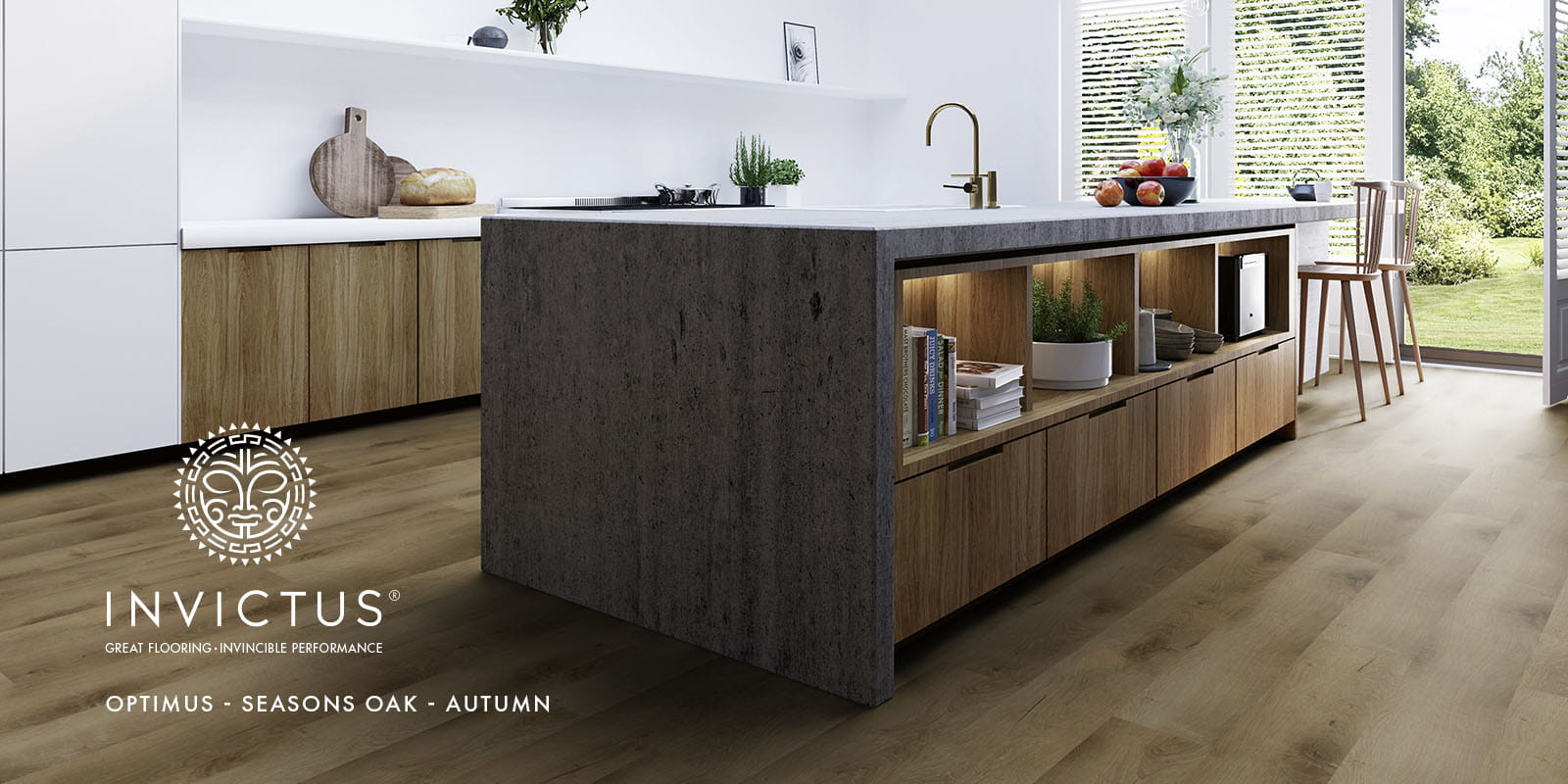 Seasons Oak lvt