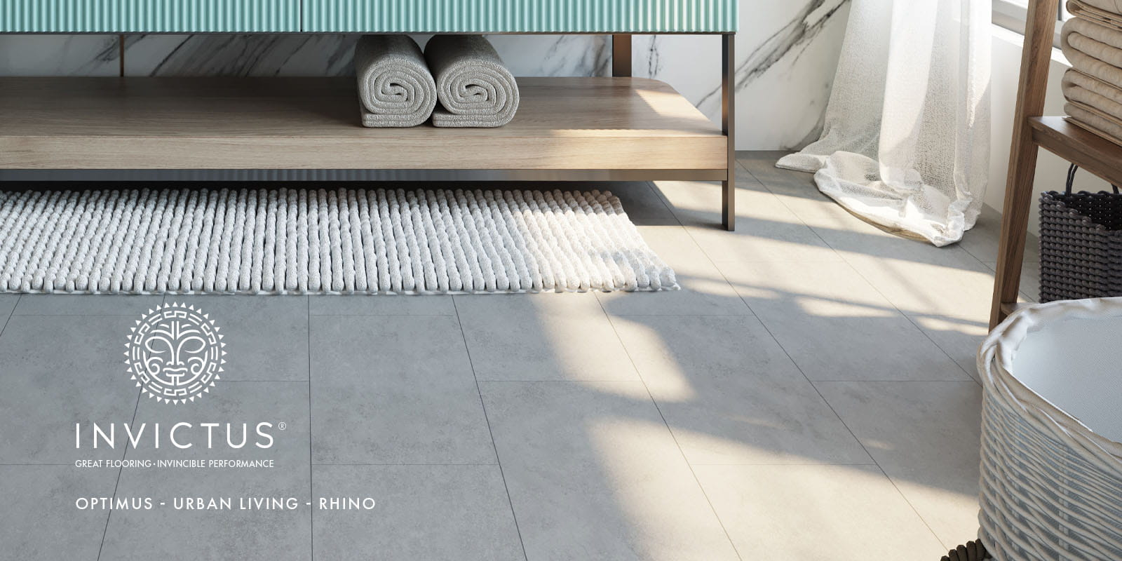 Urban living stone lvt